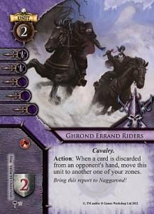 Ghrond Errand Riders